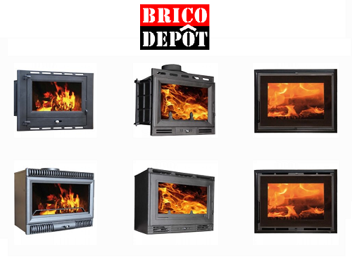 chimeneas bricodepot brico depot catalogos. Black Bedroom Furniture Sets. Home Design Ideas