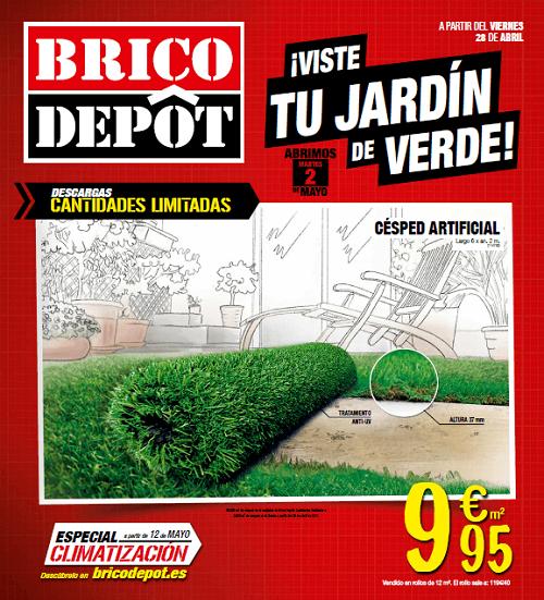 Bricodepot sevilla brico depot catalogos - Suelo exterior brico depot ...