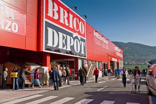 Bricodepot valladolid brico depot catalogos for Bricodepot productos
