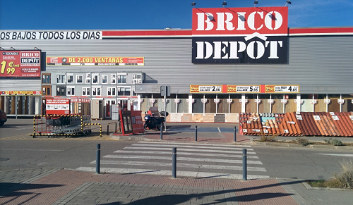 Bricodepot madrid brico depot catalogos for Bricodepot productos