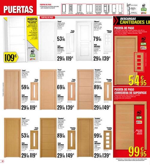 Puertas bricodepot brico depot catalogos - Puertas de armarios de cocina en brico depot ...