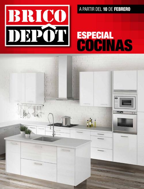 Cocinas baratas bricodepot brico depot catalogos for Donde comprar cocinas baratas