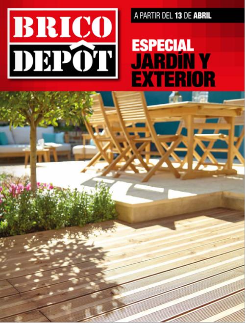 Bricodepot ofertas brico depot catalogos - Baldosas exterior brico depot ...